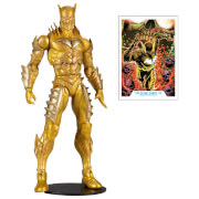 McFarlane DC Multiverse 7 Inch Red Death Gold (Gold Label Series) Action Figure