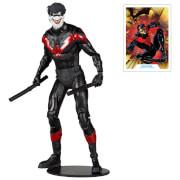 McFarlane DC Multiverse 7 Inch Nightwing Joker Action Figure