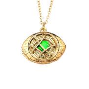 Marvel Doctor Strange Eye of Agamotto Pendant Necklace