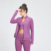 MP Women's Power Regular Fit Jacket - Orchid