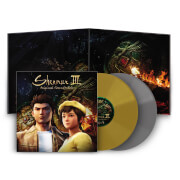 Shenmue III - Original Soundtrack (Music Selection) 2LP
