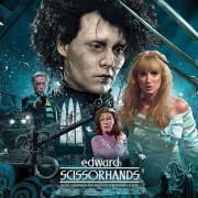 Waxwork Edward Scissorhands (30th Anniversary Deluxe Original Motion Picture Soundtrack) LP Blue