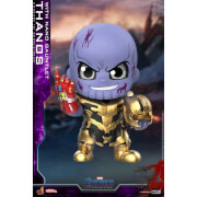 Hot Toys Cosbaby Marvel Avengers Endgame (Size S) - Thanos (with Nano Gauntlet Version)