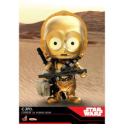 Hot Toys Cosbaby - Star Wars Rise of Skywalker (Size S) - C-3PO