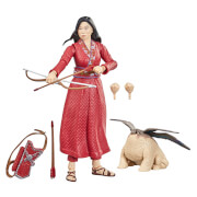 Hasbro Marvel Legends Series Shang-Chi And Legend Of Ten Rings Marvel's Katy Action Figure