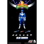 ThreeZero Power Rangers Blue Ranger 1:6 Scale Figure