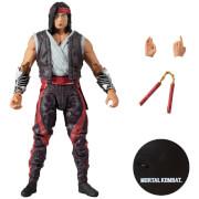 McFarlane Mortal Kombat 7 Inch Action Figure - Liu Kang