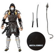 "McFarlane Mortal Kombat 7"" Figures 5 - Scorpion (In The Shadows Variant) Action Figure"