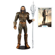 "McFarlane Toys DC Justice League Movie 7"" Figures - Aquaman Action Figure"