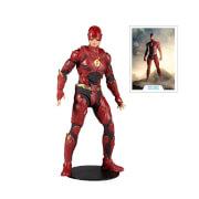 """McFarlane DC Justice League Movie 7"""" Figures - Flash Action Figure"""