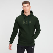 MP Men's Gradient Line Graphic Hoodie - Dark Green