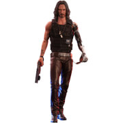 Hot Toys Cyberpunk 2077 Video Game Masterpiece Action Figure 1/6 Johnny Silverhand 31 cm