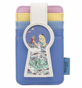 Loungefly Disney Alice In Wonderland Key Hole Card Holder