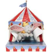 Disney Dumbo Circus Tent Figurine