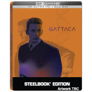 Bienvenue à Gattaca  - Steelbook 4K Ultra HD (Blu-Ray 2D inclus) - Exclusivité Zavvi