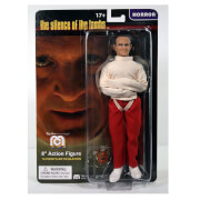 """Mego Silence of the Lambs Hannibal Lecter in Straight Jacket 8"""" Figure"""