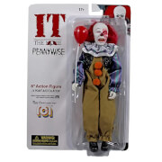 "Mego 8"" Figure - IT Pennywise Burn Damage"