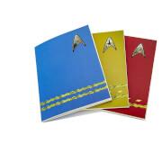 Coop Star Trek TOS Softcover Journals Set of 3