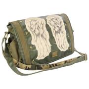 Coop Walking Dead Daryl Wings Messenger Bag Fatigue Green