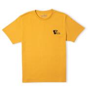 Pokémon Power Up Unisex T-Shirt - Mustard