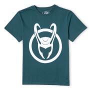 Marvel Loki Logo Unisex T-Shirt - Green