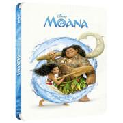 Disney's Vaiana - Zavvi Exklusives 4K Ultra HD Steelbook (Inkl. Blu-ray)