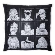 Batman Villains Icon Cushion Square Cushion