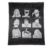 Batman Villains Icon Fleece Blanket