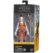 Hasbro Star Wars The Black Series The Clone Wars Aurra Sing Action Figure