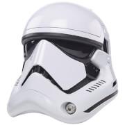 Hasbro Star Wars The Black Series First Order Stormtrooper Electronic Helmet