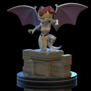 Quantum Mechanix Disney Gargoyles Demona Q-Fig