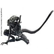 Hiya Toys Aliens Crouching Alien Warrior Exquisite Mini 1/18 Scale Figure