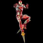 ThreeZero Avengers: Infinity Sage DLX Collectible Figure - Iron Man Mark XLIII