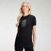 MP Women's Repeat MP T-Shirt - Black