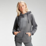 MP Women's Repeat MP Hoodie - Carbon