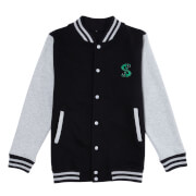 Riverdale South Side Serpent Varsity Jacket - Black/Grey