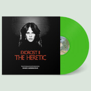 Ennio Morricone - Exorcist II: The Heretic LP (Green)