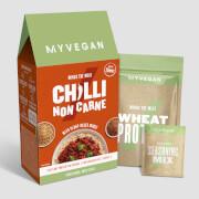 Wegańskie chili sin carne