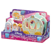 Disney Princess - Wooden Cinderella's Pumpkin Carriage Set