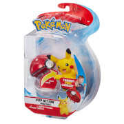 Pokémon Pop Action Pikachu Poke Ball