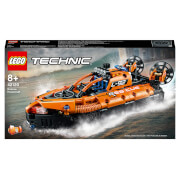 LEGO Technic: Rescue Hovercraft 2 in 1 Building Set (42120)