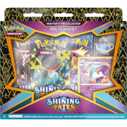 Pokemon TCG: Shining Fates Mad Party Pin Collection (Assortment)