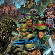 Waxwork Teenage Mutant Ninja Turtles II: Secret of the Ooze LP Green