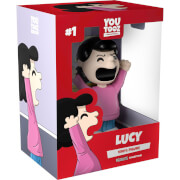 """Youtooz Charlie Brown 5"""" Vinyl Collectible Figure - Lucy"""