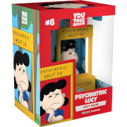 """Youtooz Charlie Brown 5"""" Vinyl Collectible Figure - Psychiatric Lucy"""