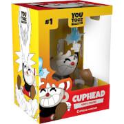 """Youtooz Cuphead 5"""" Vinyl Collectible Figure - Cuphead"""