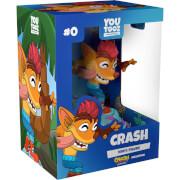 """Youtooz Crash Bandicoot 5"""" Vinyl Collectible Figure - Crash"""