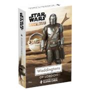 Star Wars The Madalorian Waddingtons No 1 Playing Cards