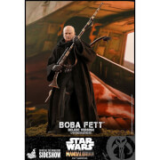 Hot Toys Star Wars The Mandalorian Action Figure 2-Pack 1/6 Boba Fett Deluxe 30 cm