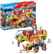 Playmobil City Action Promo Fire Engine with Truck (70557)